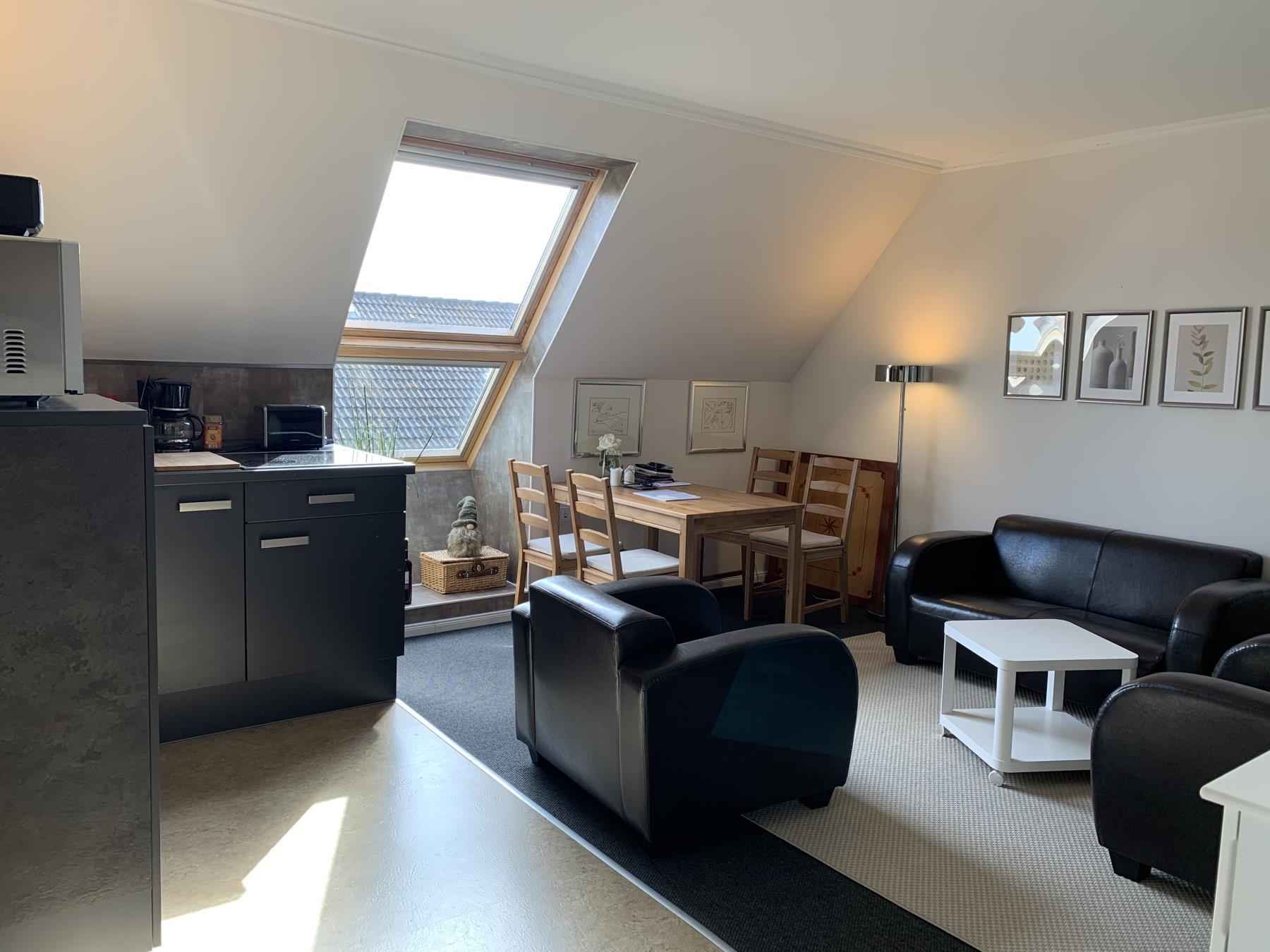Moderne Ferienwohnung für 4 Personen in Duhne  in Deutschland