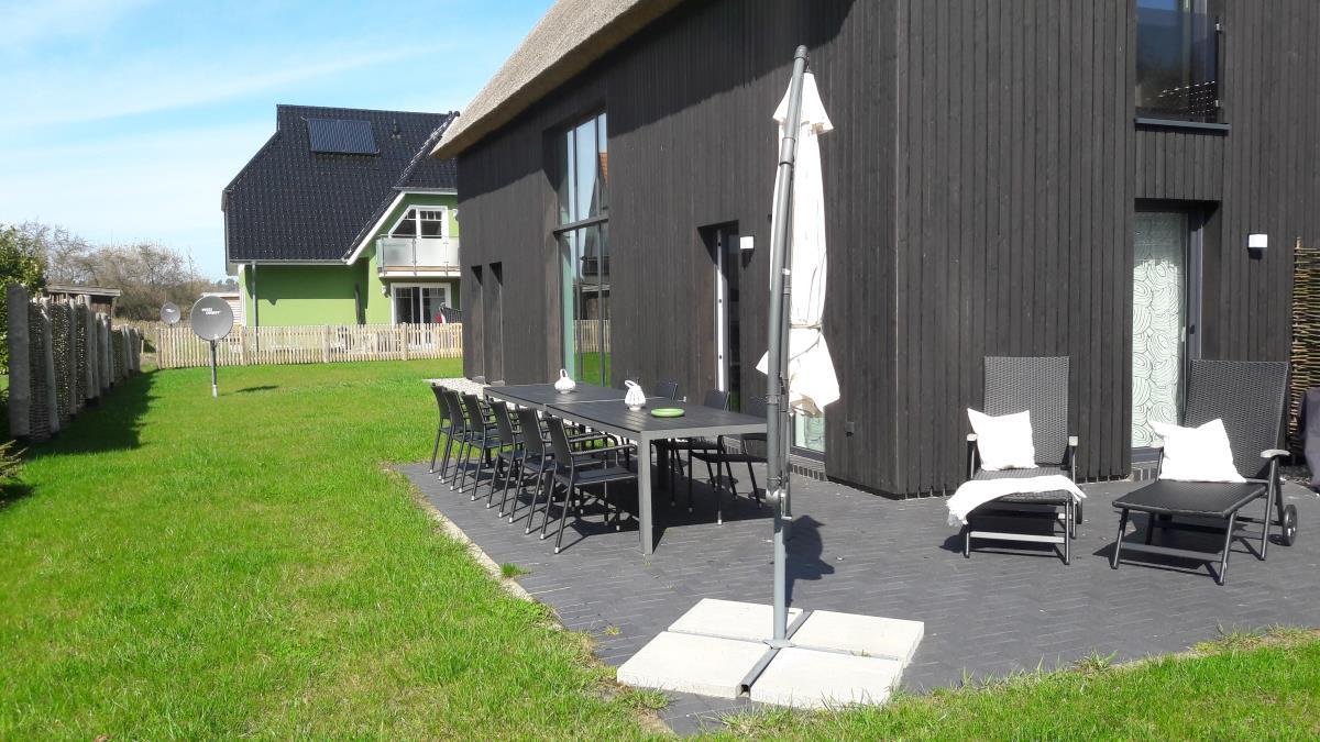 Ferienhaus Niege Schüün  an der Ostsee