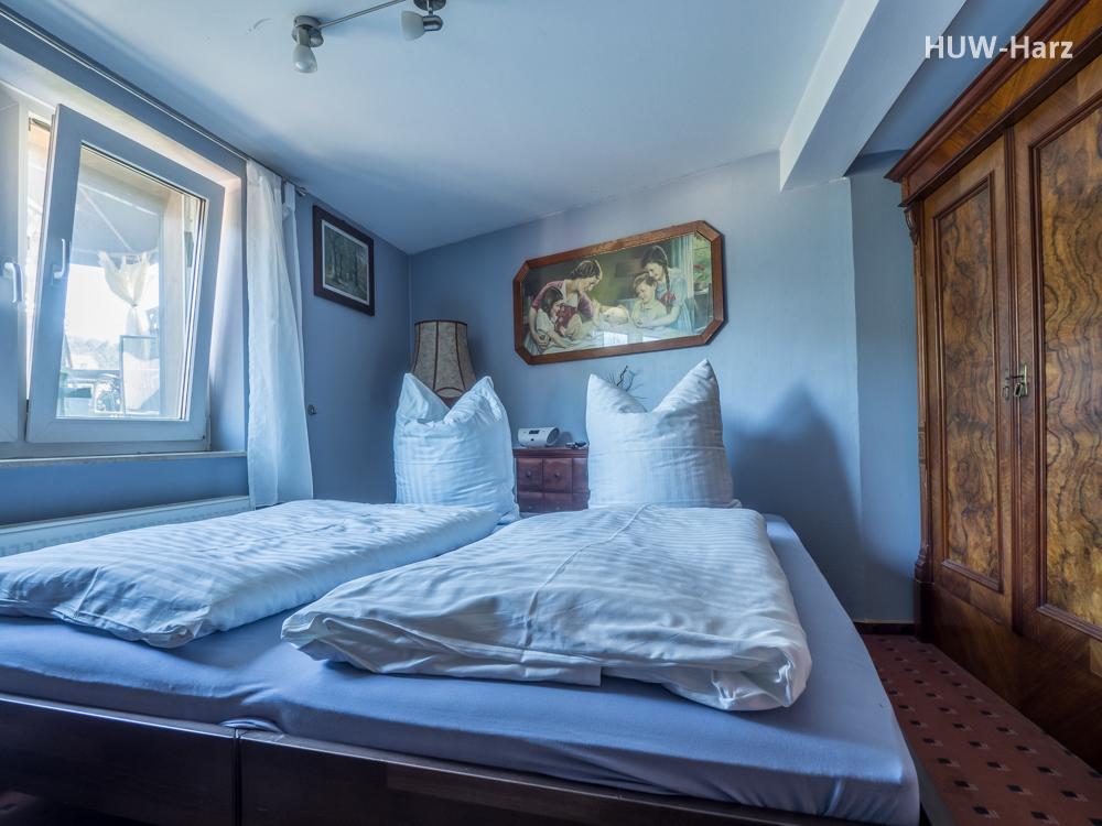 Blaues Schlafzimmer 1OG