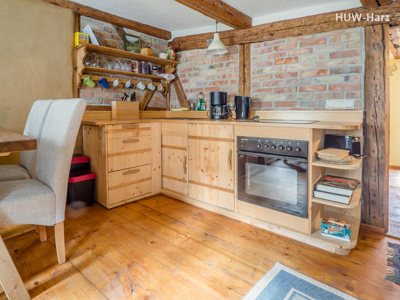 Wohn- Küchenbereich